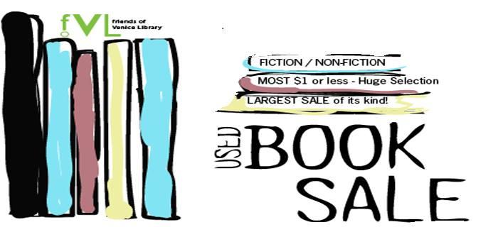 FoVL BOOK SALE