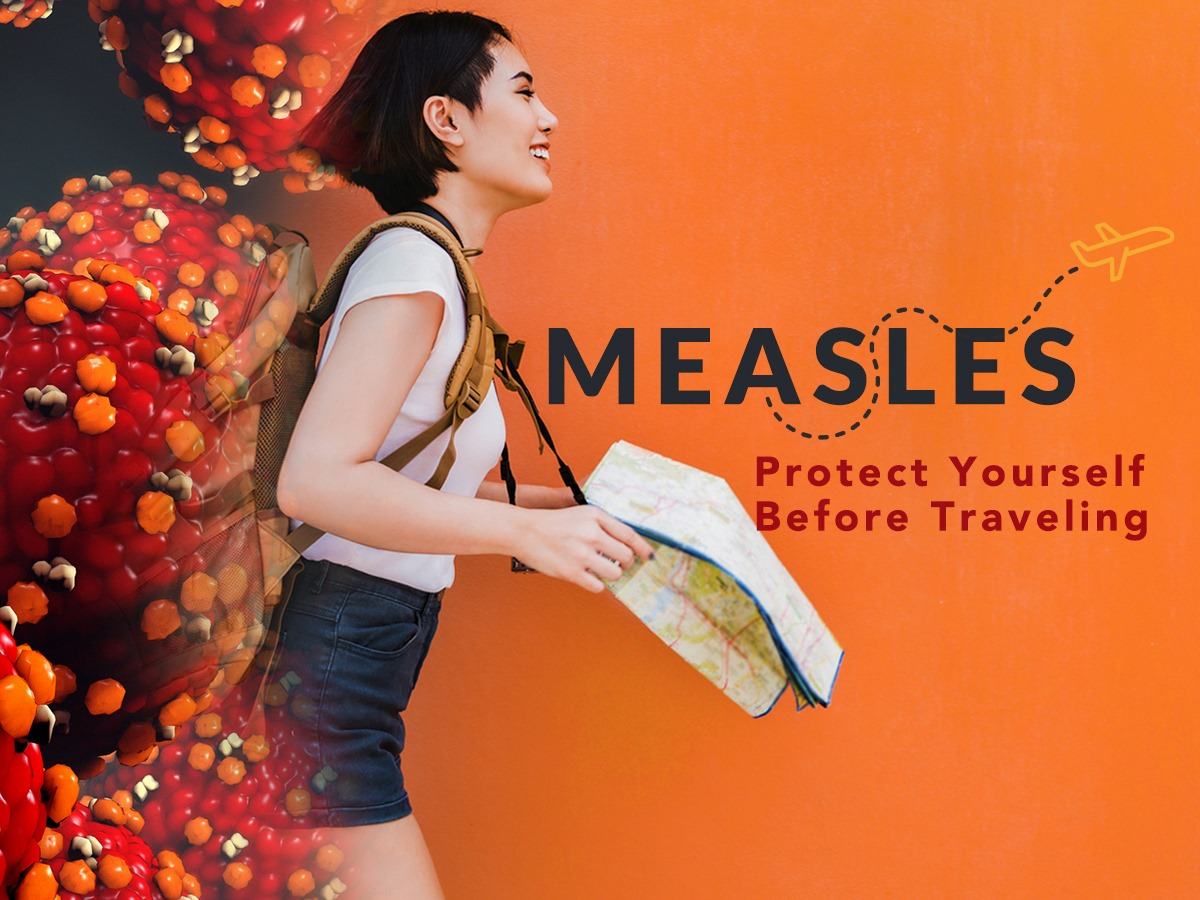 Protect yourself from measles
