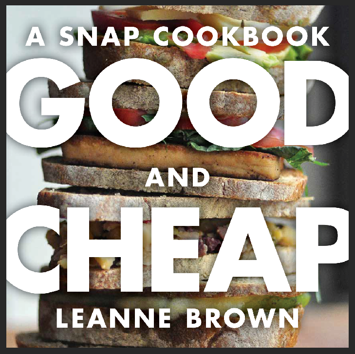 Recipe's by Leanne Brown