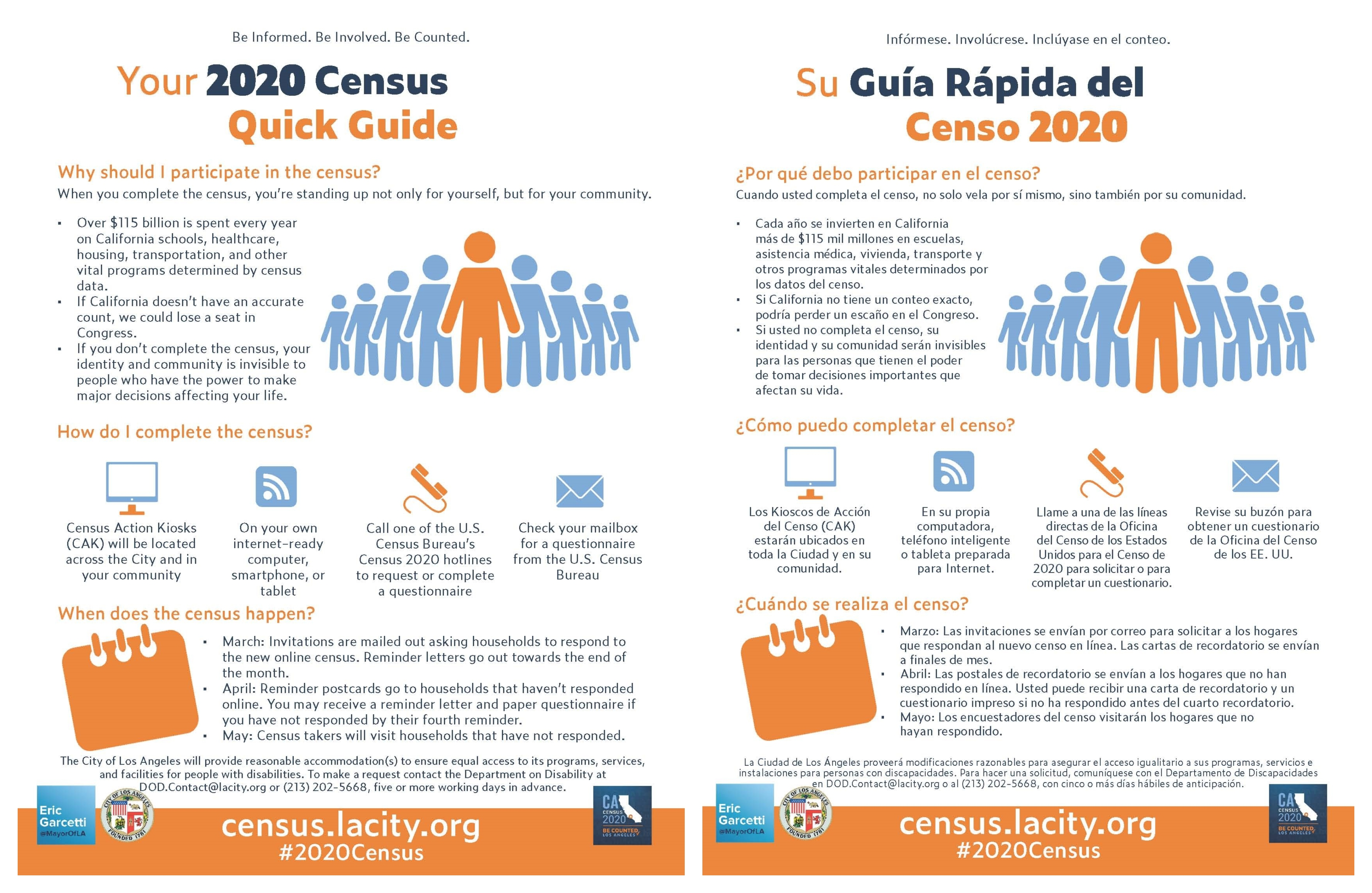 2020 Census Quick Guide