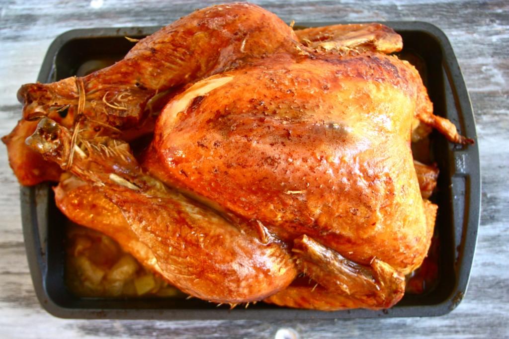 Prepare a Beautiful Thanksgiving Turkey