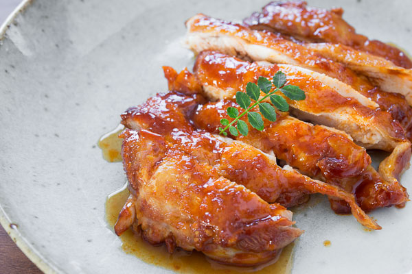 Spicy Crispy Chicken Without Spattering Grease