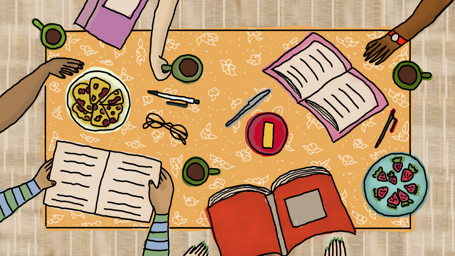 How To Start A Book Club That Actually Meets