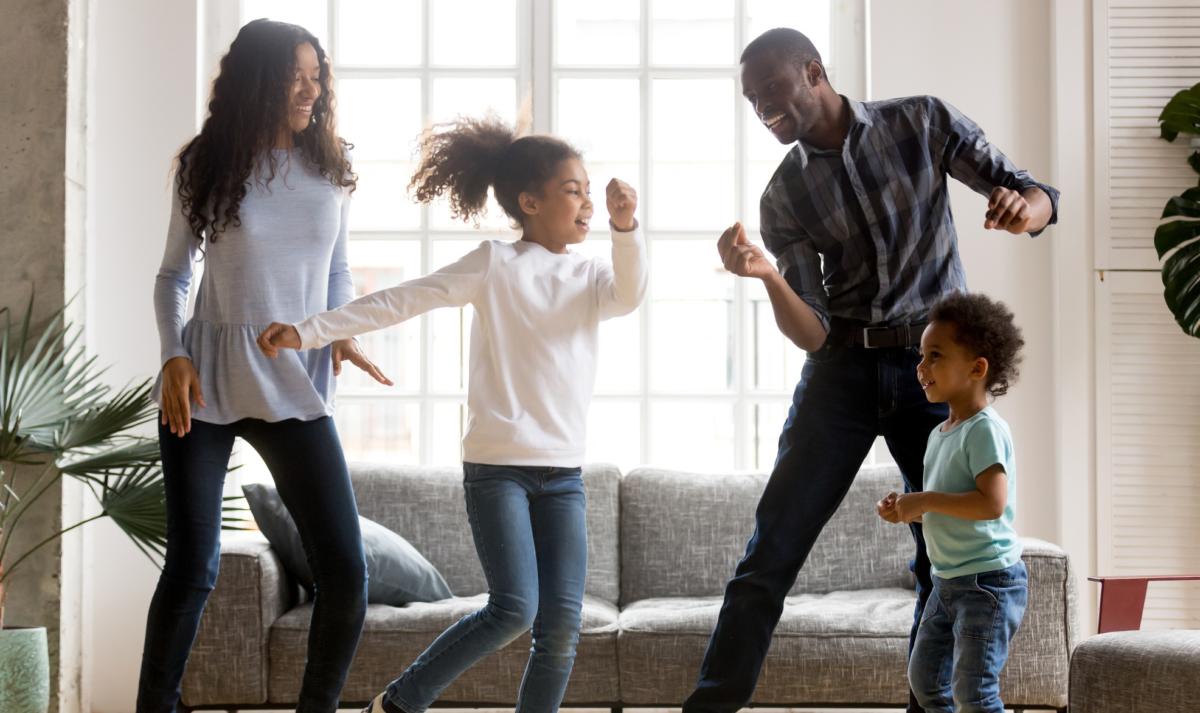 8 Indoor Activities to Release Kids' Energy