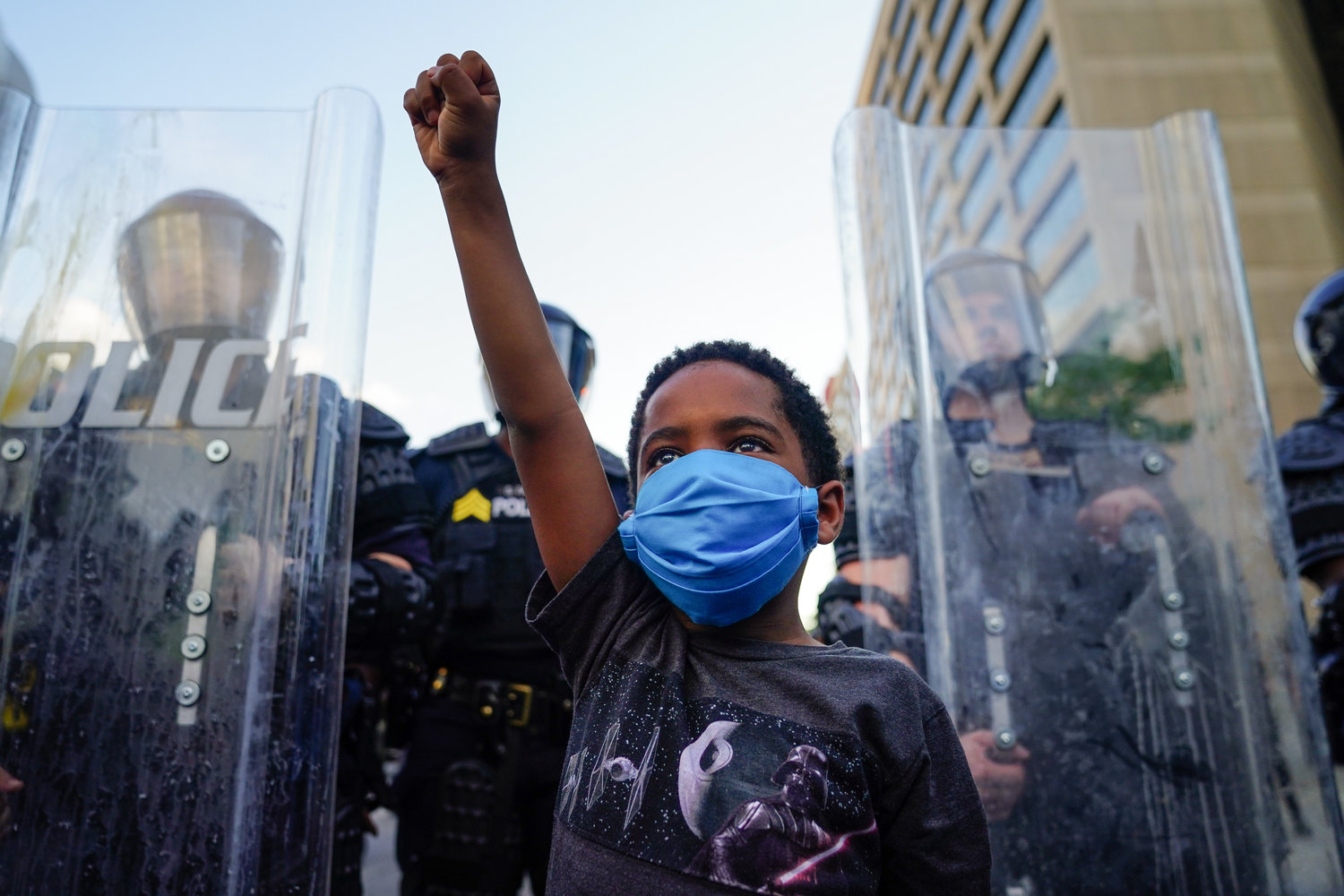Q&A: Talking To Kids About Black Lives And Police Violence