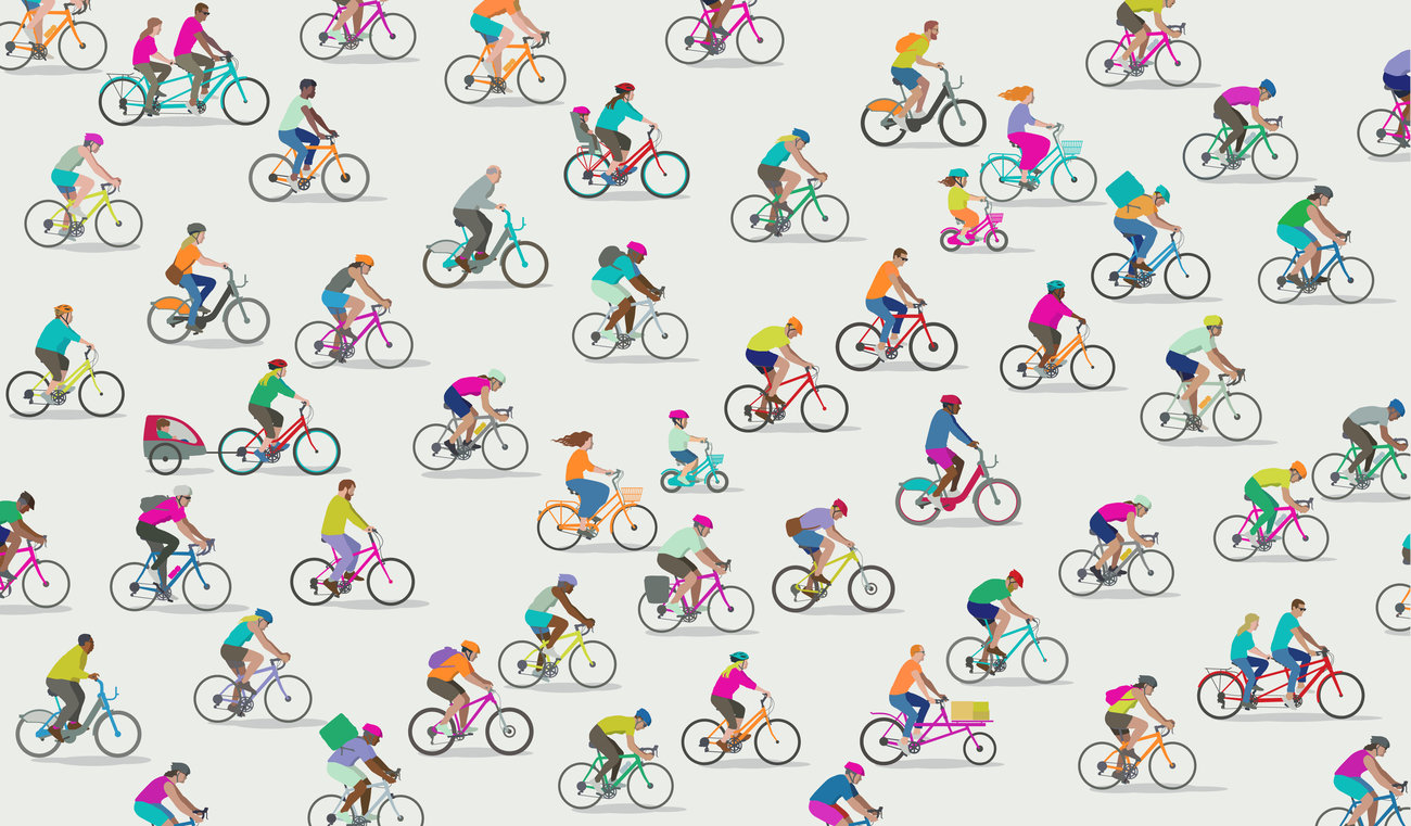 Cabin Fever? Here's How To Rediscover The Joy Of Biking