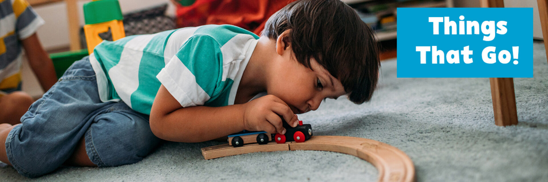 Cars, Planes, & Trains: Learning From Things That Go