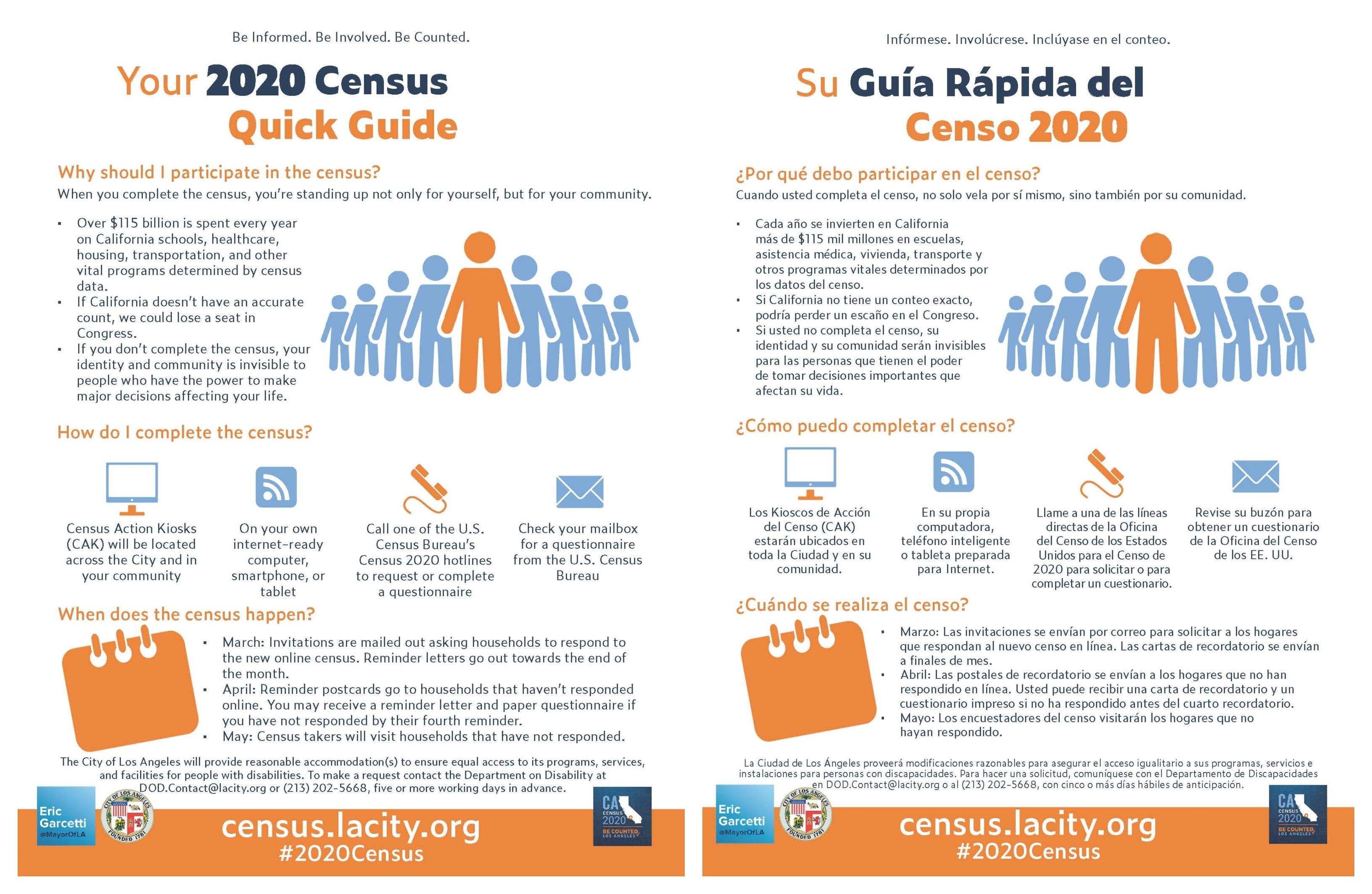 2020 Census Quick Guide