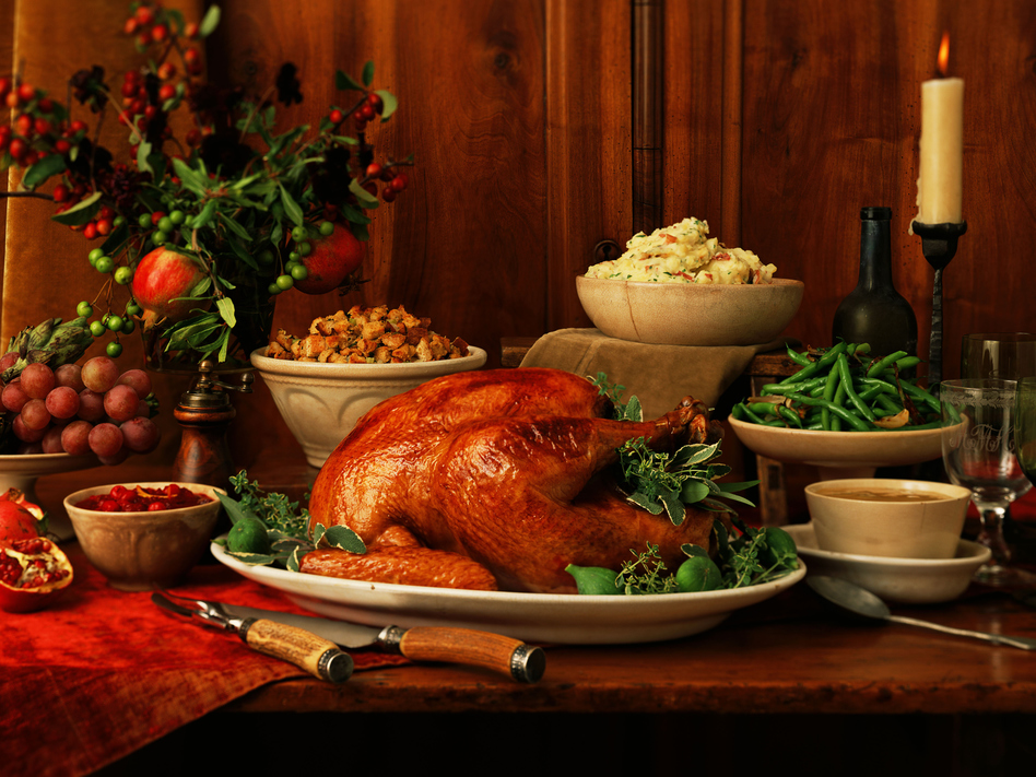 Ready Your Wallet For Thanksgiving Dinner
