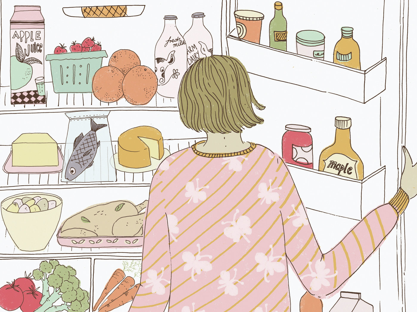 Trust Your Gut: A Beginner's Guide To Intuitive Eating