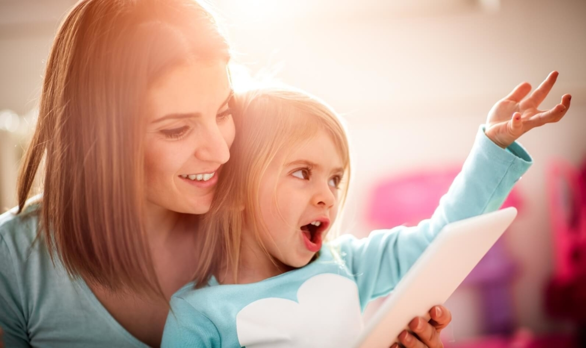 Making the Most Out of Kids' Screen Time