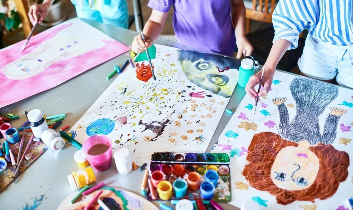 Unleashing Your Child's Inner Artist
