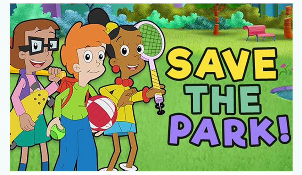 Play Online: Save the Park with Cyberchase!