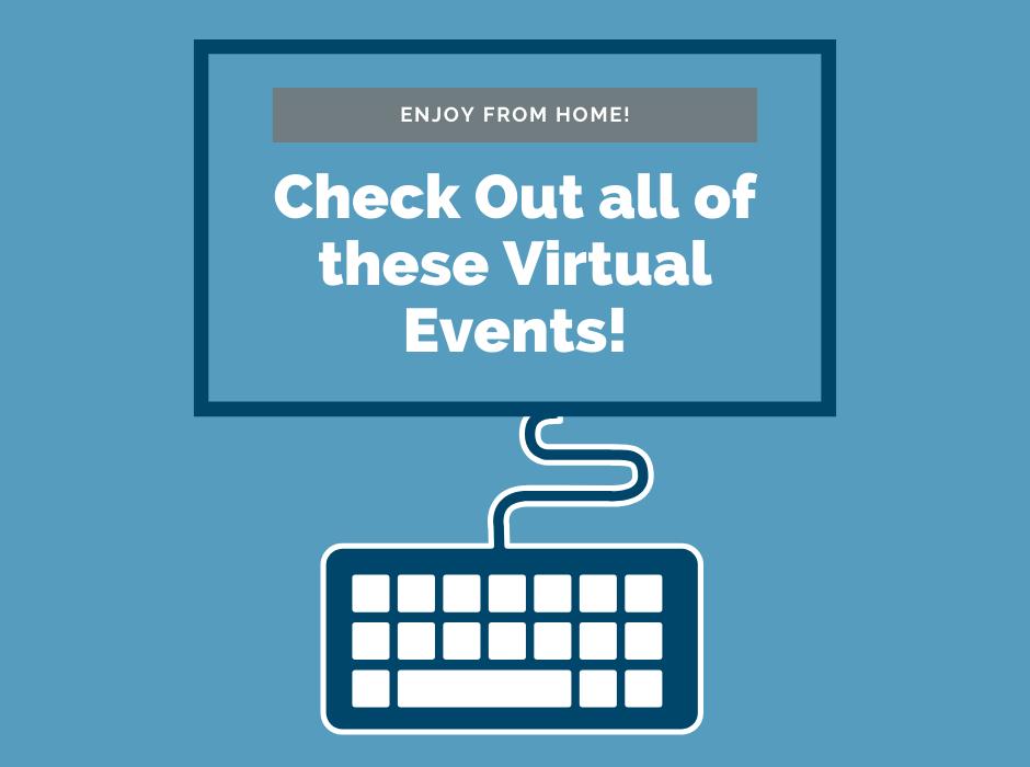 Online Events!