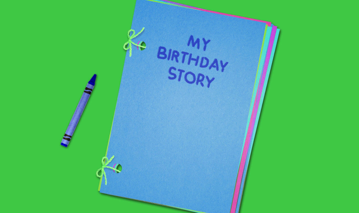 Write a Story With Your Child Based on a Real Experience