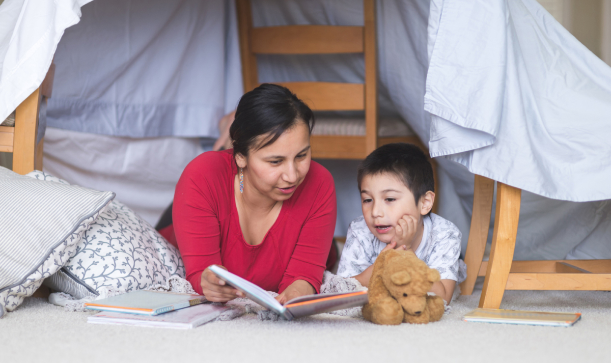 Host Storytime at Home