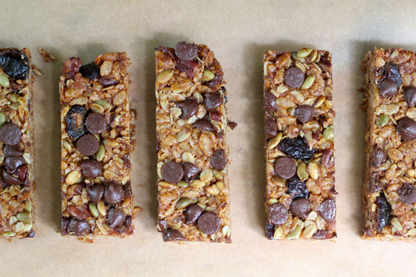 Bake Together: Homemade Granola Bars