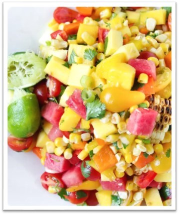 Dive Into a Refreshing Salad!