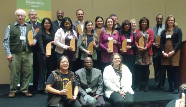 A Community of Friends Earns NeighborWorks Green Award