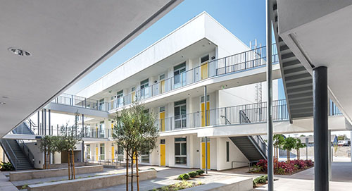Silver Star Apartments Grand Opening