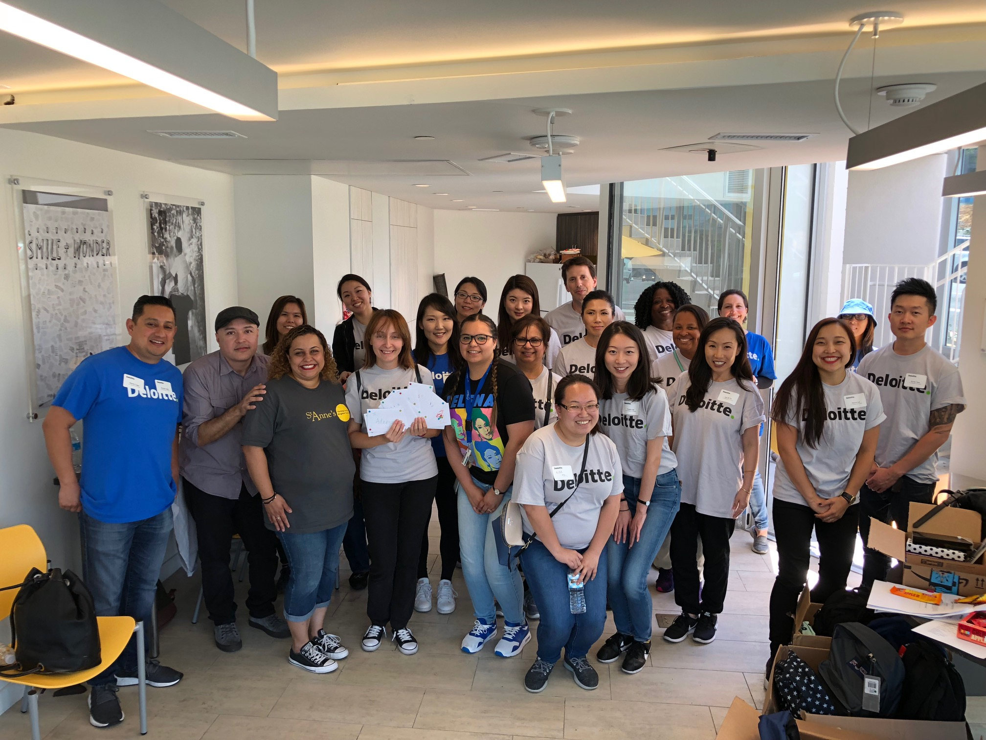 Deloitte's 19th Annual Impact Day with ACOF