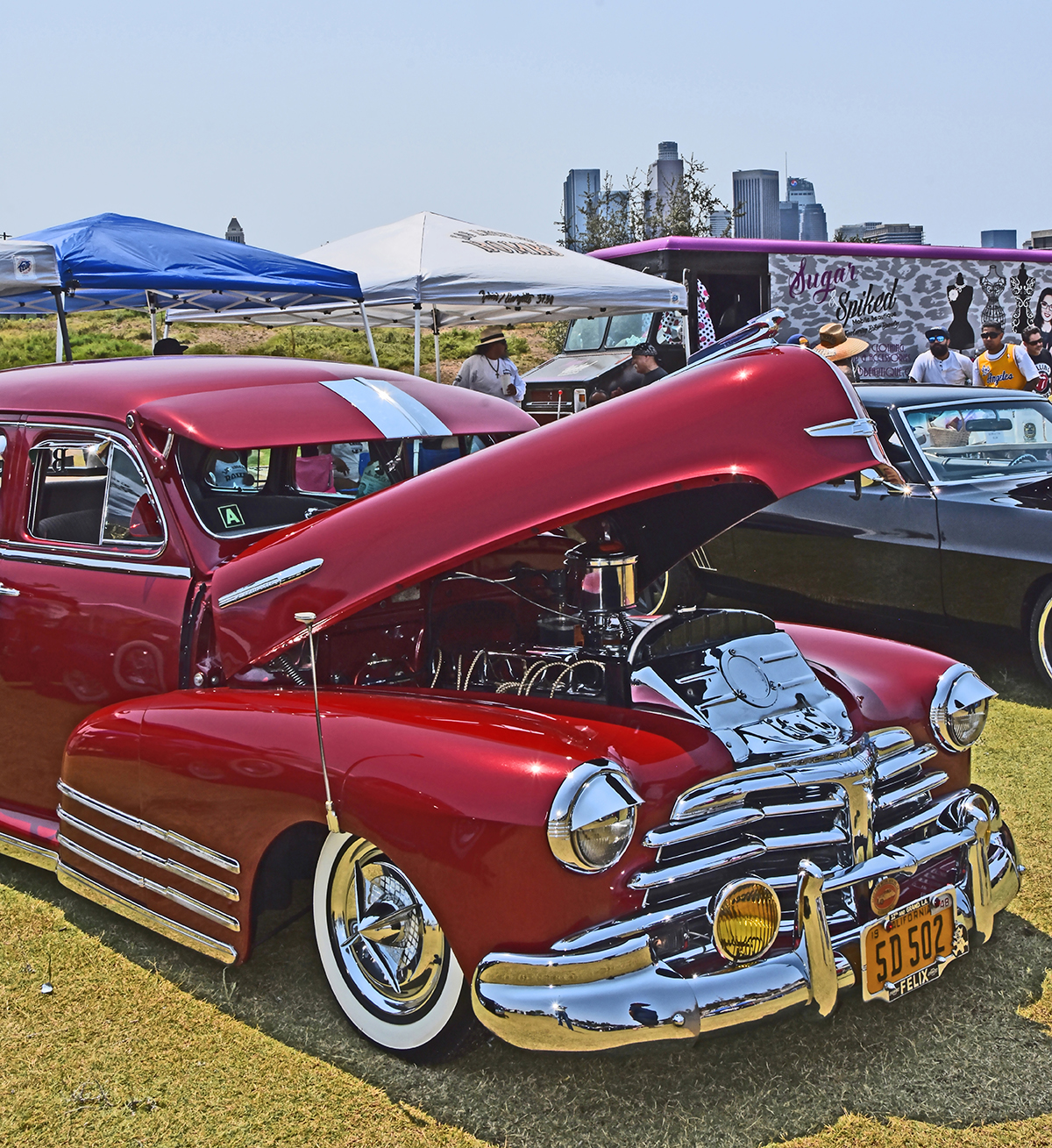 Gallery 1st Annual Car Show