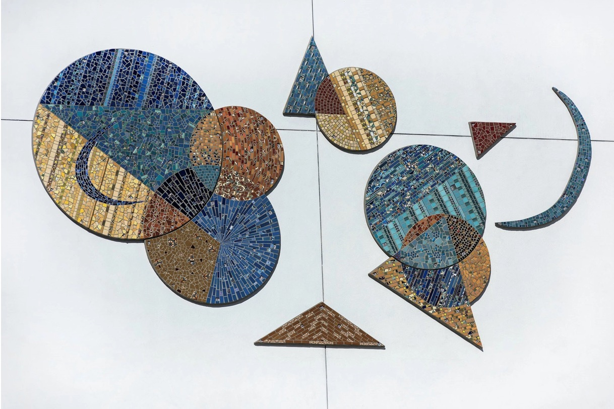 Silver Star Mosaic Puts the Pieces Together