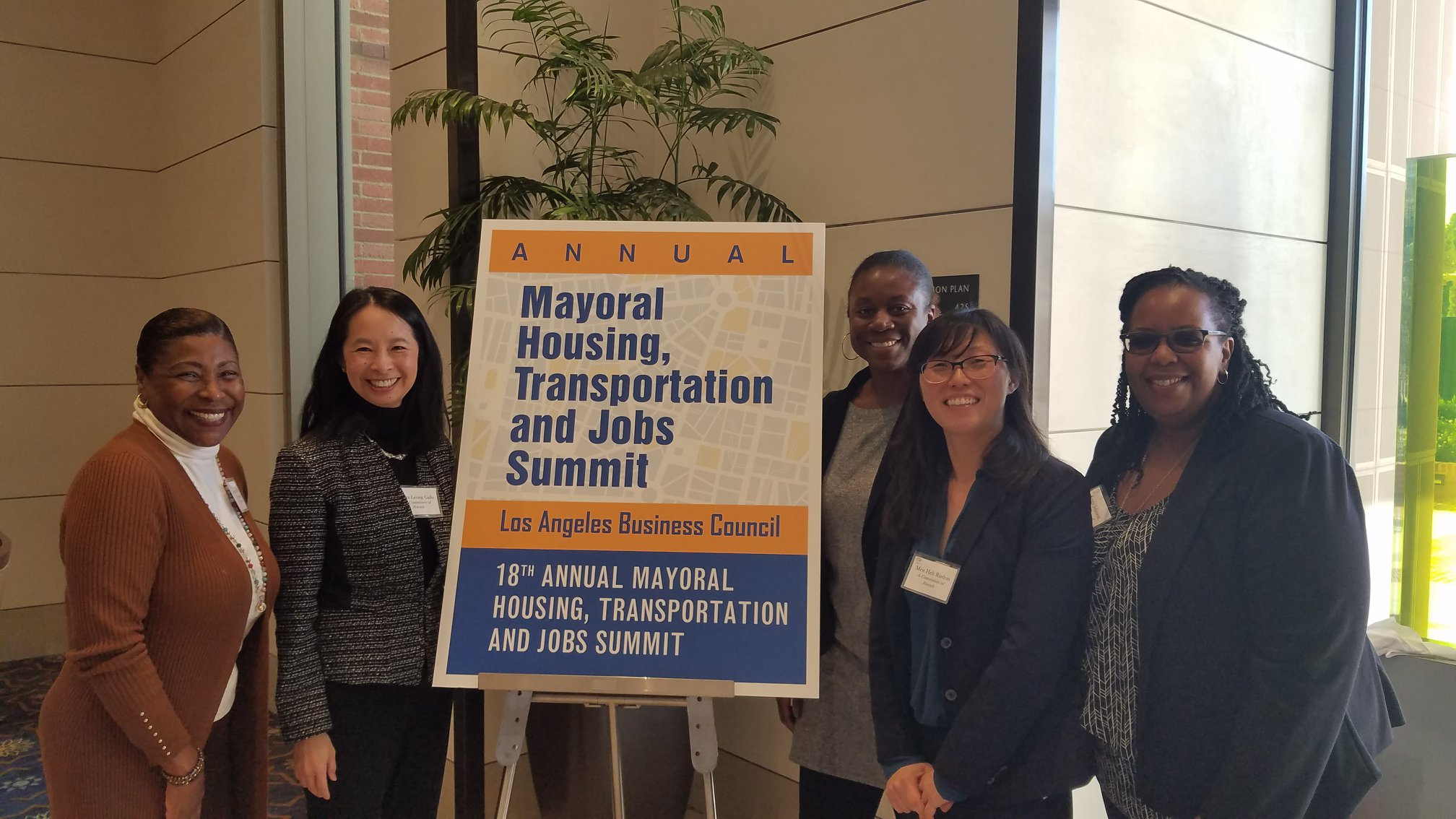 18th annual mayoral housing, transportation and jobs summit.